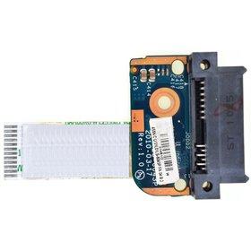 Шлейф (плата) на разъем ODD Toshiba Satellite L670-1LT