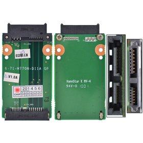 Шлейф (плата) DNS Home (0118738) / 6-71-M770N-D11A на разъем ODD