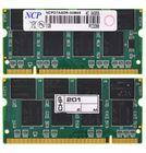 Оперативная память для ноутбука / DDR2 / 1Gb / 3200S / 400 Mhz