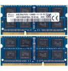 Оперативная память для ноутбука / DDR3L / 8Gb / 12800S-11-13-xx / 1600 MHz для HP Pavilion 17-f051er