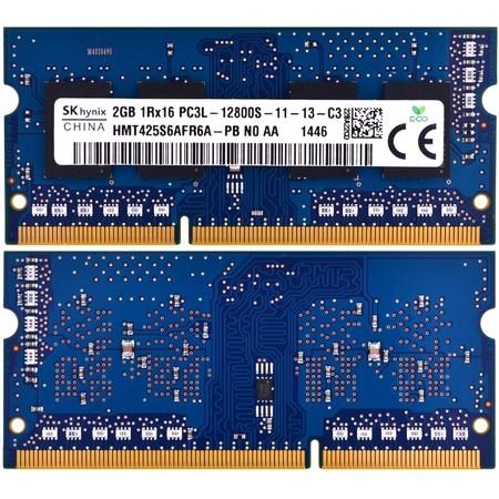 Оперативная память для ноутбука / DDR3L / 2Gb / 12800S-11-13-xx / 1600 MHz