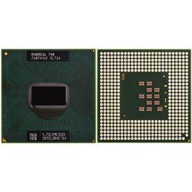 Процессор Intel Pentium M 740 (SL7SA)
