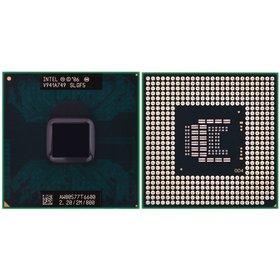 Процессор Intel Core 2 Duo T6600 (SLGF5)
