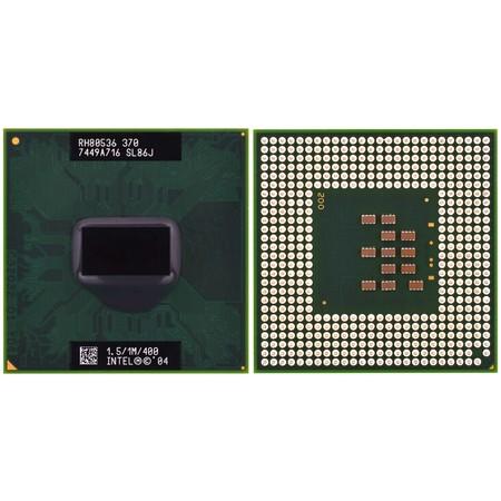 Процессор Intel Celeron M 370 (SL86J)