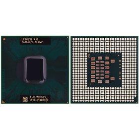 Процессор Intel Celeron M 410 (SL8W2)