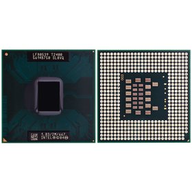 Процессор Intel Core Duo T2400 (SL8VQ)