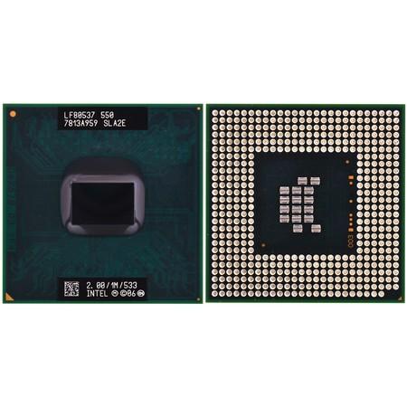Процессор Intel Celeron M 550 (SLA2E)