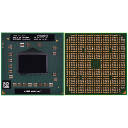 Процессор AMD Athlon 64 X2 QL-60 (AMQL60DAM22GG)