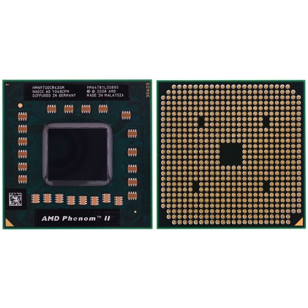 Процессор AMD Phenom II Quad-Core Mobile N970 (HMN970DCR42GM)