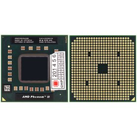 Процессор AMD Phenom II Quad-Core Mobile N950 (HMN950DCR42GM)
