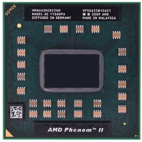 Процессор AMD Phenom II Dual-Core Mobile N660 (HMN660DCR23GM)