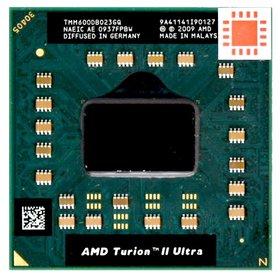 Процессор AMD Turion II Ultra Dual-Core Mobile M600 (TMM600DBO23GQ)