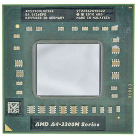 Процессор AMD A4-Series A4-3310MX (AM3310HLX23GX)