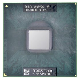 Процессор Intel Core 2 Duo T8100 (SLAVJ)