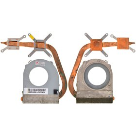 Радиатор для Asus X55 (15,4) / 13N0-7EA0401
