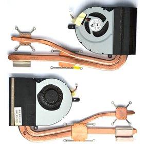 Радиатор для ASUS K53U