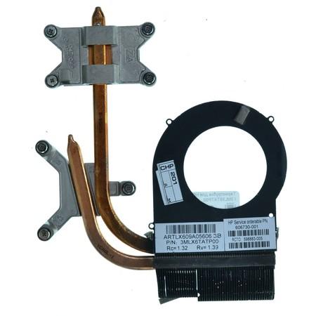 Радиатор для HP Pavilion dv6-3000 / 3MLX6TATP00