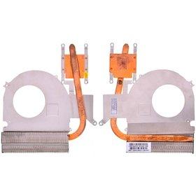 Радиатор для Asus K40AB / 13N0-ERA0101