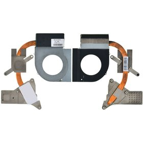 Радиатор для HP Compaq Presario CQ61-300 series / 534684-001