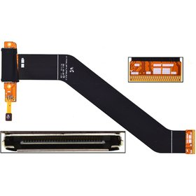 Шлейф / плата Samsung Galaxy Tab 10.1 P7510 (GT-P7510) WIFI / GT-P7500-30PIN-FPCB-REV 1.3 на системный разъём