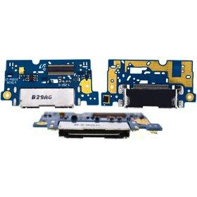 Шлейф / плата на системный разъём Samsung Galaxy Tab 7.7 P6800 (GT-P6800) 3G