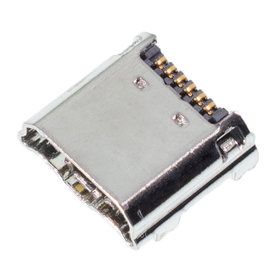 Разъем micro USB (оригинал) Samsung Galaxy Tab 3 10.1 P5220 (GT-P5220) 4G
