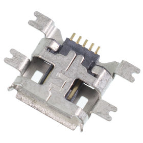 Разъем micro USB Digma iDsD10 3G