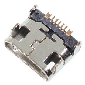 Разъем micro USB (оригинал) Samsung Galaxy S Duos LaFleur (GT-S7562)