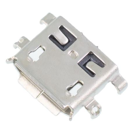 Разъем системный Micro USB для Sony Xperia J (ST26a)