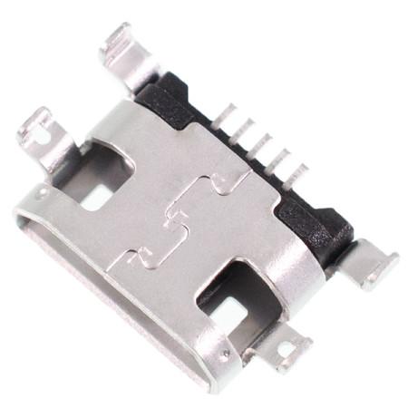 Разъем системный Micro USB для SONY Xperia J (ST26i)