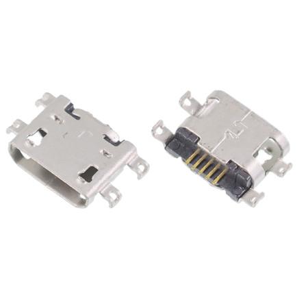 Разъем системный Micro USB для Lenovo YOGA Tablet 10 (B8000) 60047 60046 (ORIG) / MC-333