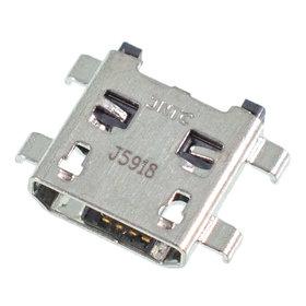 Разъем системный Micro USB - Samsung Galaxy S4 mini GT-I9190 (оригинал) / MC-174