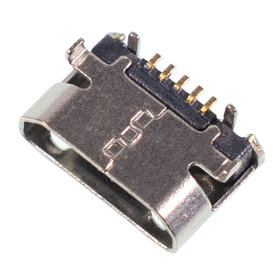 Разъем системный Micro USB - ASUS Fonepad 7 FE170CG (K012) (оригинал) / MC-313