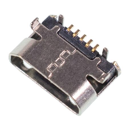 Разъем системный Micro USB для ASUS Fonepad 7 FE170CG (K012) (ORIG) / MC-313