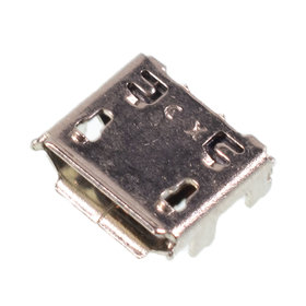 Разъем системный Micro USB - Samsung Galaxy Mini GT-S5570 (оригинал)