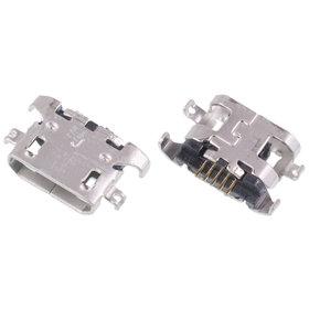 Разъем системный Micro USB ZTE Blade L5
