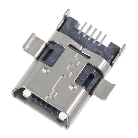 Разъем системный Micro USB для ASUS MeMO Pad 10 (ME103K) K01E (ORIG)
