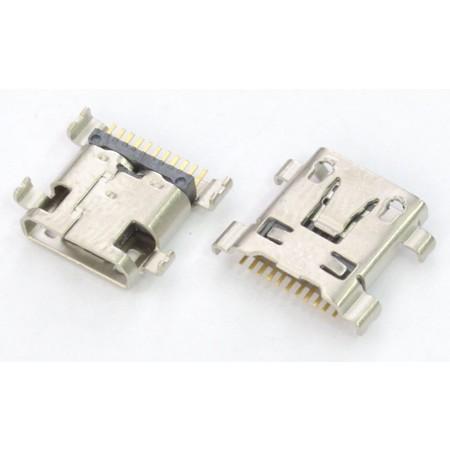Разъем системный Micro USB для LG G3 Cat. 6