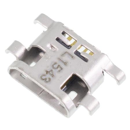 Разъем системный Micro USB Wiko View 3 Lite