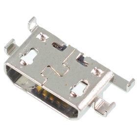 Разъем системный Micro USB - Motorola Moto G 2 (XT1068) (оригинал) / MC-341