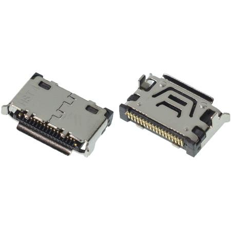 Разъем системный Micro USB для LG KG270