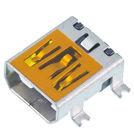 Разъем Mini USB / S006