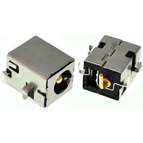 Разъем питания 5,5*2,5mm (оригинал) Asus K50AE
