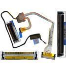Шлейф матрицы Dell Inspiron 1501 (PP23LA) / CN-0PM853-00901 /