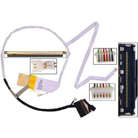 Winstorn Casablanca CABLE FOR LVDS G A B651 Шлейф матрицы