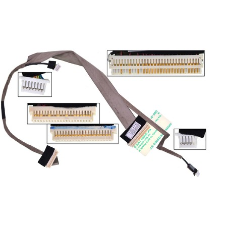 Шлейф матрицы Acer Aspire 5737Z / DC02000P500