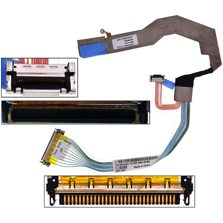 Шлейф матрицы Dell Latitude D610 (PP11L) / DD0JM5LC202