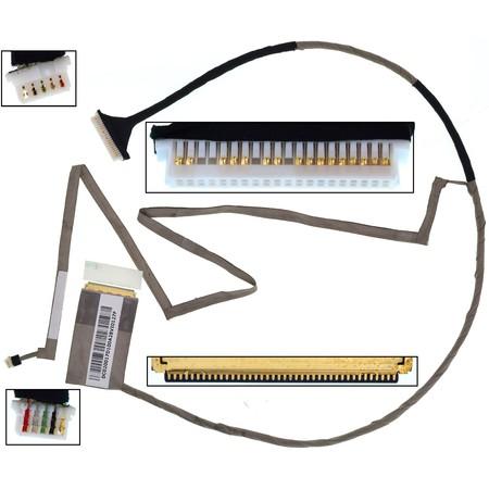 Шлейф матрицы Lenovo G770 / DC020017D10