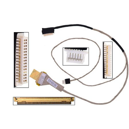 Шлейф матрицы Toshiba Satellite L630 / 6017B0268701