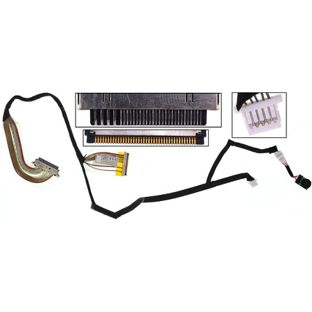 Шлейф матрицы Acer Aspire one A150 / DD0ZG5TH100